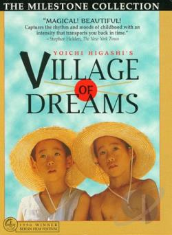 Village of Dreams DVD Cover Art