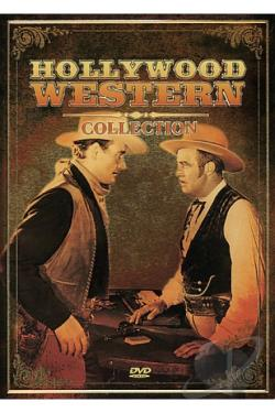 Hollywood Westerns DVD Cover Art
