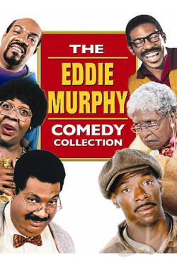 Eddie Murphy Comedy Collection DVD Cover Art