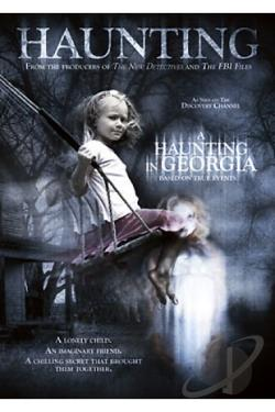 Haunting In Georgia DVD Cover Art