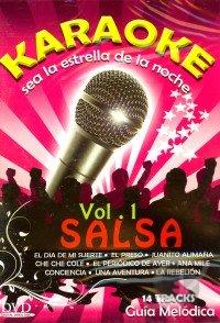 Salsa 1 DVD Cover Art