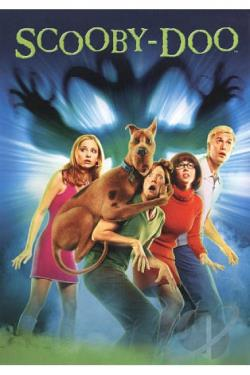 Scooby-Doo - The Movie DVD Cover Art