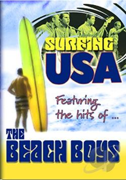 Surfing USA DVD Cover Art