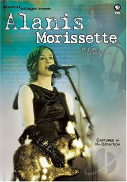 Soundstage - Alanis Morissette DVD Cover Art