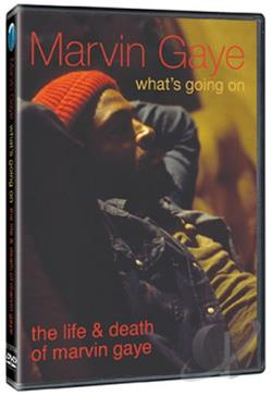 Marvin Gaye - What's Going On: The Life and Death of Marvin Gaye DVD Cover Art