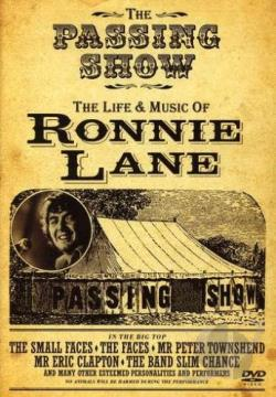 Ronnie Lane - The Passing Show: The Life and Music of Ronnie Lane DVD Cover Art