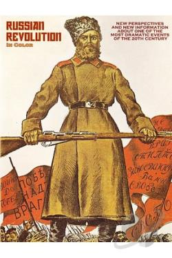 Russian Revolution In Color DVD Cover Art