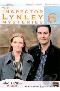 Inspector Lynley Mysteries 6 DVD Cover Art