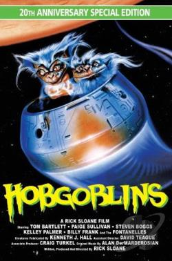 Hobgoblins DVD Cover Art