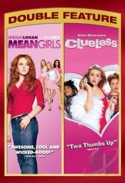 Mean Girls/Clueless - 2-Pack DVD Cover Art