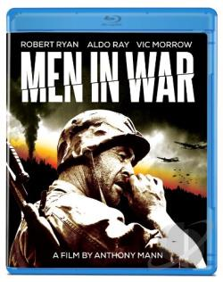Men in War BRAY Cover Art