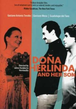 Dona Herlinda and Her Son DVD Cover Art