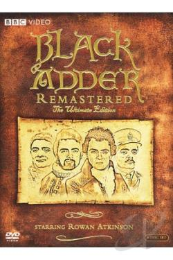 Black Adder: The Ultimate Edition DVD Cover Art