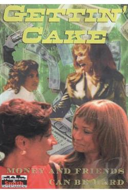 Gettin' Cake DVD Cover Art