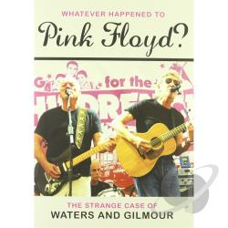 Pink Floyd: Whatever Happened to Pink Floyd? DVD Cover Art