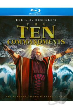 Ten Commandments BRAY Cover Art