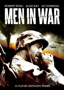Men in War DVD Cover Art