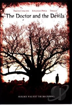 Doctor and the Devils DVD Cover Art