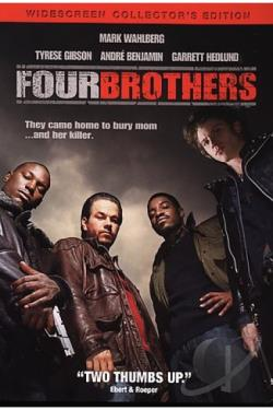 Four Brothers DVD Cover Art