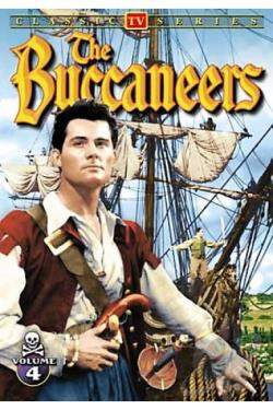 Buccaneers - Volume 4 DVD Cover Art