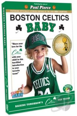 Team Baby - Baby Buffalo: Raising Tomorrow's CU Fan Today DVD Cover Art