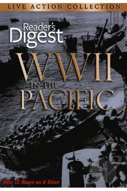 WWII in the Pacific DVD Cover Art