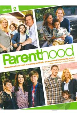 Parenthood - The Complete Second Season DVD Cover Art