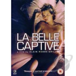 La Belle Captive DVD Cover Art