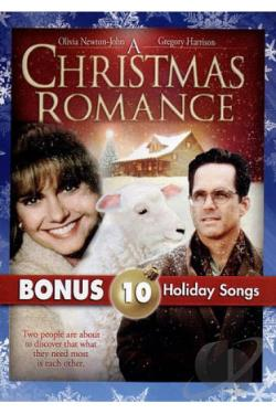 Christmas Romance DVD Cover Art