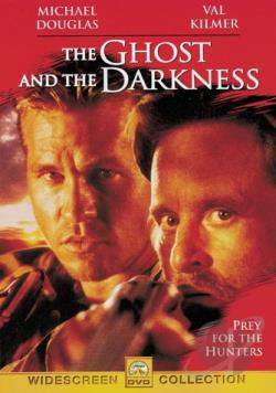 Ghost and the Darkness DVD Cover Art