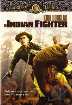 Indian Fighter DVD Cover Art