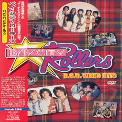 Bay City Rollers: Video Hits DVD Cover Art