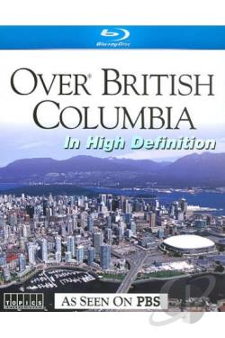 Over British Columbia BRAY Cover Art