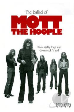 Mott the Hoople: The Ballad of Mott the Hoople DVD Cover Art