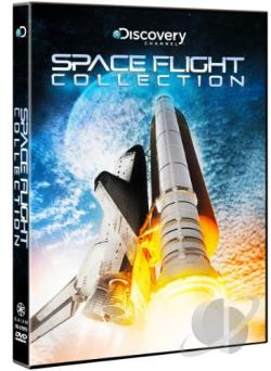 Space Flight Collection DVD Cover Art