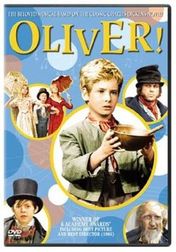 Oliver! DVD Cover Art