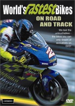 World's Fastest Bikes DVD Cover Art