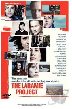 Laramie Project DVD Cover Art