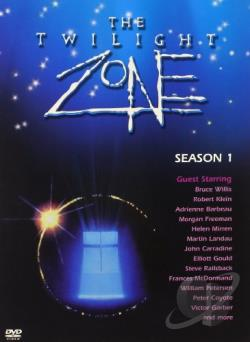 Twilight Zone: The 80's: Season 1 DVD Cover Art