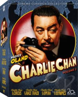 Charlie Chan Collection - Vol. 2 DVD Cover Art