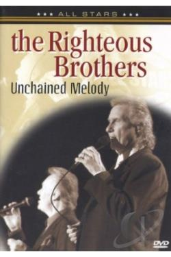 Righteous Brothers - In Concert DVD Cover Art