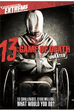 13: Game of Death DVD Cover Art