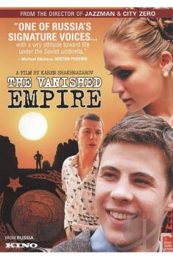 Vanished Empire DVD Cover Art
