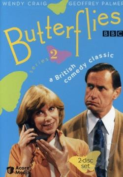 Butterflies - Series 2 DVD Cover Art