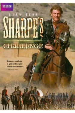 Sharpe's Challenge DVD Cover Art