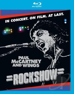 Paul McCartney and Wings - Rockshow BRAY Cover Art
