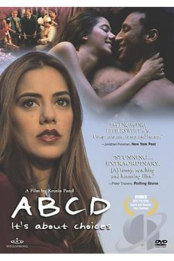 Abcd DVD Cover Art