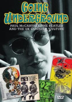 Paul McCartney - Going Underground: Paul McCartney, The Beatles and the UK Counter-Culture (DVD)