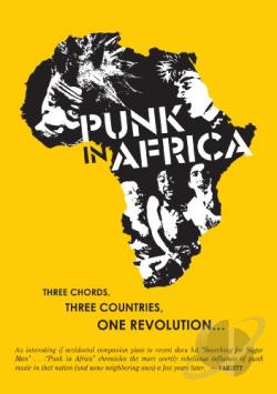 Punk in Africa (DVD)