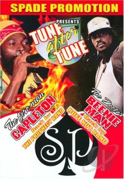 Beenie Man & Capleton - Tune After Tune DVD Cover Art